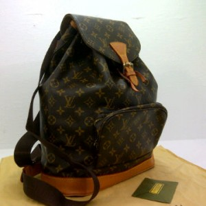 New LV Back Pack super klt matang 51135EC(Monogram) ~ 31x13x38