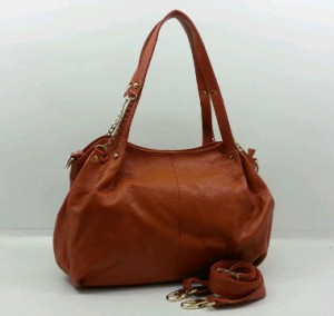 3619OQ(Brown) ~ 35x12x25 Fasion ori HK genuin leather lambskin