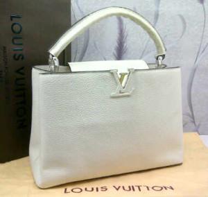 48869tt(White) ~ 35x13x25 Louis Vuitton capucin kwalitas premium klt jeruk genuine leather(1)