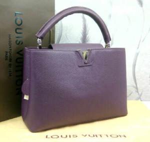 48869tt(purple) ~ 35x13x25 Louis Vuitton capucin kwalitas premium klt jeruk genuine leather(1)