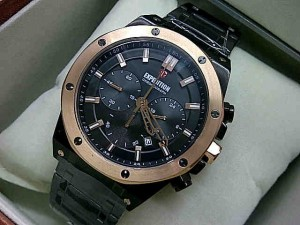 Expedition E-6614M black rosgold ori (4.5cm)~ 975