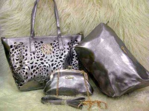 Uk 30x26x14 CHLOE BARA SUPER 3 in 1  Ada 7 GRAY