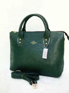 valentino batik classic uk 37x13x28 hijau
