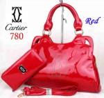 Tas Cartier 708 Glossy Super Terbaru