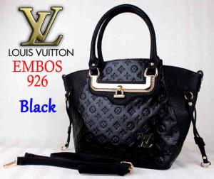Bag LV Embos 926 uk~40x15x29. ~Black