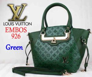 Bag LV Embos 926 uk~40x15x29. ~Green