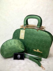 aigner arxandra set semprem uk 32x11x22 hijau