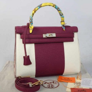 idr 365rb - 1310(Purple) - 32x12x22 New Hermes kelly swarovksy 2tone klt jeruk semprem