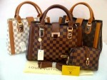 Tas Louis Vuitton Saffiano 888 Semprem