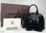 Tas Louis Vuitton Alma Vernis 2835 Premium